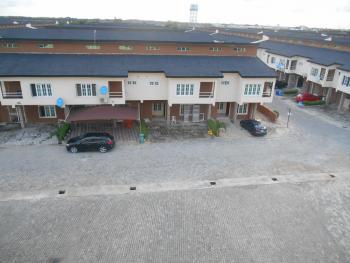 New 3 Bedrooms Terrace Duplex, By General Paint Bus Stop, Lekki Gardens Estate, Ajah, Lagos, Terraced Duplex for Sale