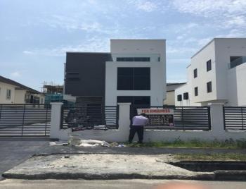 5 Bedroom Semi-detached Houses with a Room Boy's Quarter, Pinnock Beach Estate, Behind Shoprite, Lekki Phase 2, Lekki, Lagos, Semi-detached Duplex for Sale