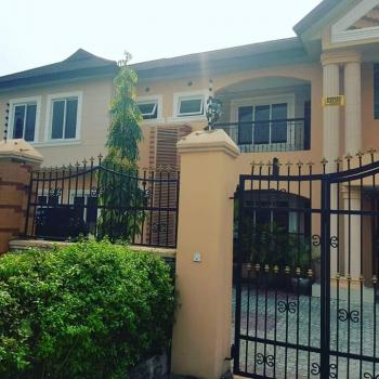 Partially Furnished Executive 2 Bedroom Apartment with a Room Bq, Lekki Phase 1, Lekki, Lagos, Flat for Rent