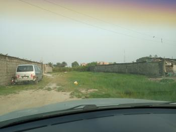Prime 3 Plots of Land,gov.consent, Off Alpha Beach Road, New-road Bstop, By Chevron, Lekki, Lagos, Residential Land for Sale