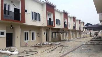 Tastefully Built 4 Bedroom Terraced Duplex, Along Orchid Hotel Road, By Chevron Toll Gate, Lekki Expressway, Lekki, Lagos, Terraced Duplex for Sale