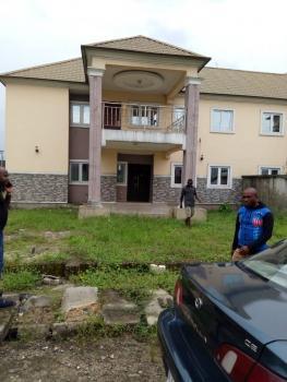 Newly Built 4 Bedroom Detached Duplex, Naf Base Estate, By Air Force, Eliozu, Port Harcourt, Rivers, Detached Duplex for Sale