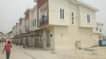 Serviced Terrace Duplex with Swimming Pool, Lafiaji, Lekki, Lagos, Terraced Duplex for Sale