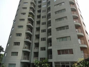 Luxury and Fully Serviced 3 Bedroom Apartment (incl. Sit-out Balconies with Excellent View), Off Bourdillon Road, Old Ikoyi, Ikoyi, Lagos, Flat for Rent