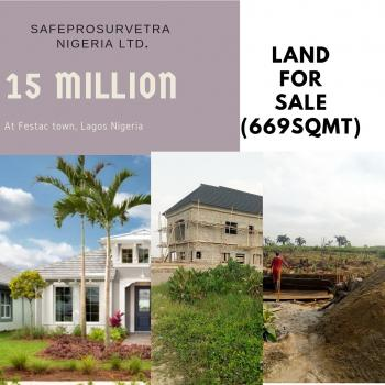 Land with Registered Survey, 6, Avenue Extension, Festac, Amuwo Odofin, Lagos, Mixed-use Land for Sale