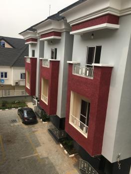 4 Bedroom Town Houses, Osapa, Lekki, Lagos, Terraced Duplex for Rent