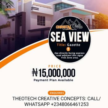 Hottest Land with Value, Epe, Lagos, Residential Land for Sale