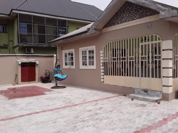 Brand New Standard 2 Bedroom Bungalows Just in The Compounds with Brand-new Ac, Farm Road 1, Eliozu, Port Harcourt, Rivers, Semi-detached Bungalow for Rent