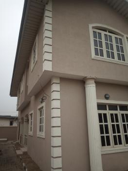 3 People in The Compound 4 Bedroom Duplex, Wawa, Not Far From Berger, Opic, Isheri North, Lagos, Flat for Rent
