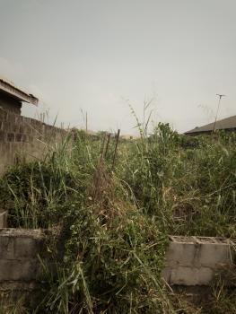 Half Plot of Land, Inside Harmony Villa, Opic, Isheri North, Lagos, Residential Land for Sale