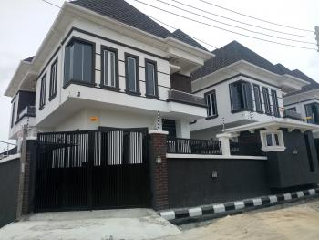 New and Well Finished 4 Bedroom Detached Duplex with a Room Bq, Thomas Estate, Ajah, Lagos, Detached Duplex for Sale