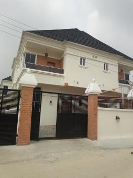 Brand New Tastefully Built 4 Bedroom Semi Detached Duplex Plus a Room Bq, Canal West Estate, Osapa, Lekki, Lagos, Semi-detached Duplex for Rent