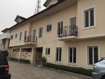 Luxury Four Bedroom Fully Serviced Flat, Lekki Phase 1, Lekki, Lagos, Flat for Rent