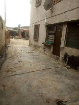 Block of 4 Flats of 3 Bedroom, Off Agunlejika Street, Ijesha, Surulere, Lagos, Flat for Sale