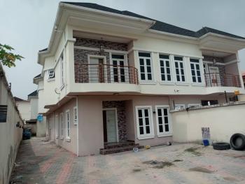 Alluring Four Bedroom Detached Duplex, Godwin, Ologolo, Lekki, Lagos, Semi-detached Duplex for Rent