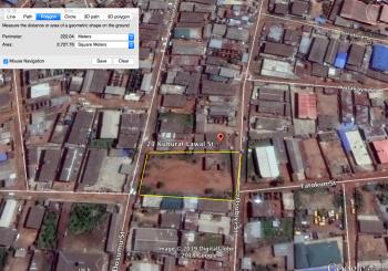 Rare Land, 21, Kuburat Lawal Steet, Abule Egba, Agege, Lagos, Mixed-use Land for Sale