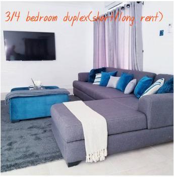 3 Bedroom Duplex, 67a, Lafiaji Way Dolphins Estate Ikoyi, Dolphin Estate, Ikoyi, Lagos, Flat Short Let