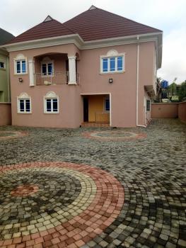 4 Bedroom Duplex with One Room Bq, Amazing Grace Estate, New Oko-oba, Agege, Lagos, Detached Duplex for Sale