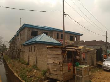 Commercial Property Presently Being Used As a Church, Ogidan Street, By Alake Bus Stop(opposite Samkoll Garden), Idimu, Lagos, Commercial Property for Sale