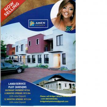Lands/service Plots, Amen Estate, Eleko, Ibeju Lekki, Lagos, Mixed-use Land for Sale