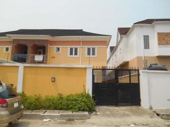 Spacious 4 Bedroom Semi Detached Duplex, Osapa, Lekki, Lagos, Semi-detached Duplex for Sale
