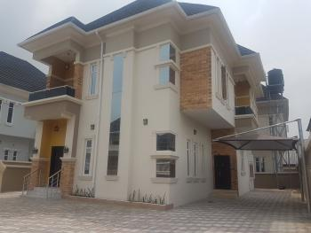 Top Notch Luxury 4 Bedroom Fully Detached Duplex with Bq, Ajah, Lagos, Detached Duplex for Sale