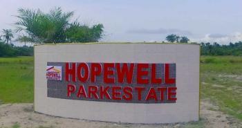 Hopewell Park Estate Land, Okunraiye, Ibeju Lekki, Lagos, Mixed-use Land for Sale