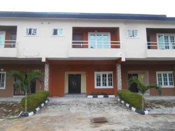3 Bedroom Luxury Terrace Duplex in a Serviced Estate, Garden Estate, Lekki Expressway, Lekki, Lagos, Terraced Duplex for Sale