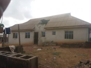 a Completed Modern Building with Mini Flat & a Room Self Contain, Iya Abiodun B/stop, Ifo, Ogun, Block of Flats for Sale