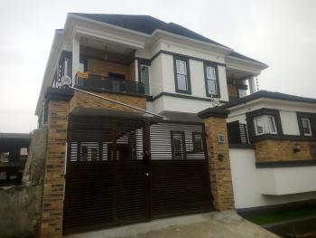 Brand New 4 Bedroom Detached Duplex, Bera Estate, Chevron Drive, Lekki, Lagos, Semi-detached Duplex for Sale