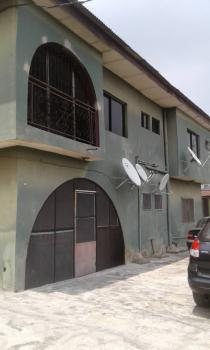 Block of 4 Units of 3 Bedroom Flats, Behind Frsc, By Taiwo Bus Stop, Ojodu, Lagos, Block of Flats for Sale