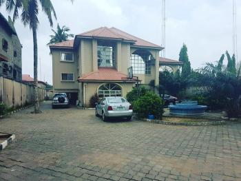 a Well Planned & Solidly Built 6 Bedroom Mansion + Pent House with Bqs, Oduduwa Way, Ikeja Gra, Ikeja, Lagos, Detached Duplex for Sale