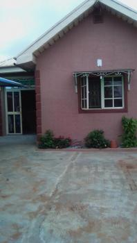 Lovely 3 Bedroom Detached Bungalow with Bq and Large Shop in Exclusive (self) Spacious Compound in an Estate, Near Total Filling Station, Isheri Oshun - Jakande Estate Road, Ijegun, Ikotun, Lagos, Detached Bungalow for Rent