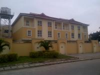 5 Bedroom Terraced Duplex (all En-suite) With Fitted Kitchen, 2 Sitting Rooms And Boys Quarters, Lekki Phase 1, Lekki, Lagos, 5 Bedroom, 6 Toilets, 5 Baths House For Sale