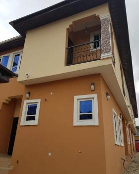2 Bedroom Duplex with 2 Sitting Room in a Serene Environment, Phase 2, Magodo, Lagos, Detached Duplex for Sale