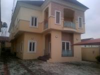 5 Bedroom Detached Duplex (all En-suite) With Jacuzzi, Laundry Room, Fitted Kitchen And 2 Room Boys Quarters, Lekki Phase 1, Lekki, Lagos, 5 Bedroom, 6 Toilets, 5 Baths House For Sale