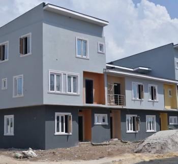 Most Affordable 4 Bedroom Terrace Triplex, 5 Minutes From Mayfair Gardens, Oribanwa, Ibeju Lekki, Lagos, Terraced Duplex for Sale