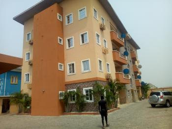 Service Massive and  Newly Luxury 3bedroom Flats with 1bq, Well Paved Road, Ikate Elegushi, Lekki, Lagos, Flat for Rent