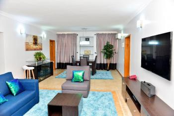 Beautifully Furnished Three Bedroom, Off Alfred Rewane Road, Old Ikoyi, Ikoyi, Lagos, Flat Short Let