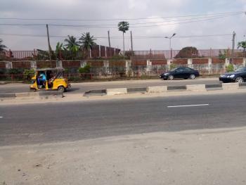 9 Acres Bare Land, Directly on Oba Akran Avenue, Oba Akran, Ikeja, Lagos, Commercial Land for Sale