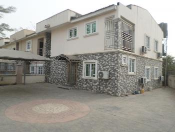 4 Bedroom + Bq, Wuse 2, Abuja, Semi-detached Duplex for Sale