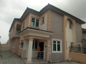 4 Bedroom Semi Detached Duplex with a Bq, Diamond Estate, Ajah, Lagos, Semi-detached Duplex for Rent