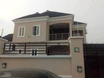 Newly Built 4 Bedroom Fully Detached Duplex with a Bq, Peninsula Garden Estate, Ajah, Lagos, Detached Duplex for Rent