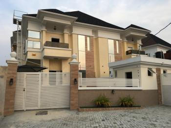 Newly Built and Well Finished Spacious 4bedroom Semidetached Duplex with a Room Boys Quarter, Unity Homes, Thomas Estate, Ajah, Lagos, Detached Duplex for Sale