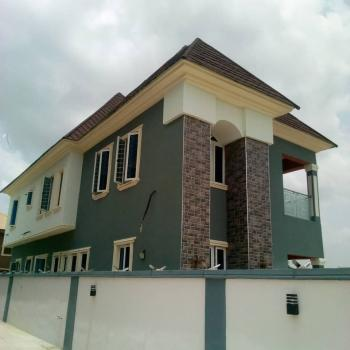 Newly Built 4bedroom Duplex with Bq, Yusuf Estate Alakuko, Oke-odo, Lagos, Detached Duplex for Sale