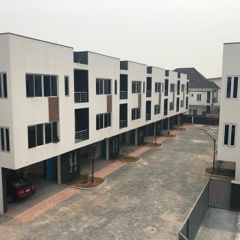 Luxury 3 Bedroom Terrace Duplex, Osapa, Lekki, Lagos, Terraced Duplex for Sale