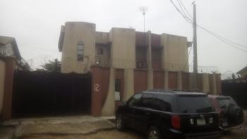 Block of 4 Flats 3 Bedroom Each, Off Oregun Road, Oregun, Ikeja, Lagos, Flat for Sale