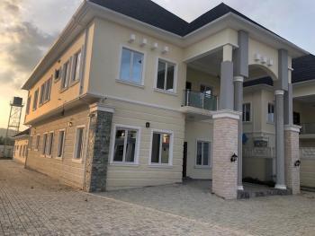 5 Bedroom Semi Detached Duplex. 3 Living Rooms. 2 Rooms Guest Chalet. 3 Room Bq, Katampe Extension, Katampe, Abuja, Semi-detached Duplex for Sale