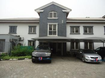 Luxurious 4 Bedroom Terraced Duplex with 2 Room Stewards Quarters (serviced), Off Bourdillon Road, Old Ikoyi, Ikoyi, Lagos, Terraced Duplex for Sale