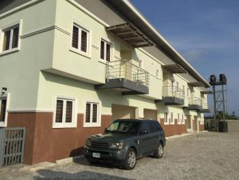 a Massive, Well Furnished and Fully Serviced 3 Bedroom Terrace Duplex with Bq in a Secured Location, Off Orchid, Lekki, Lagos, Terraced Duplex for Rent